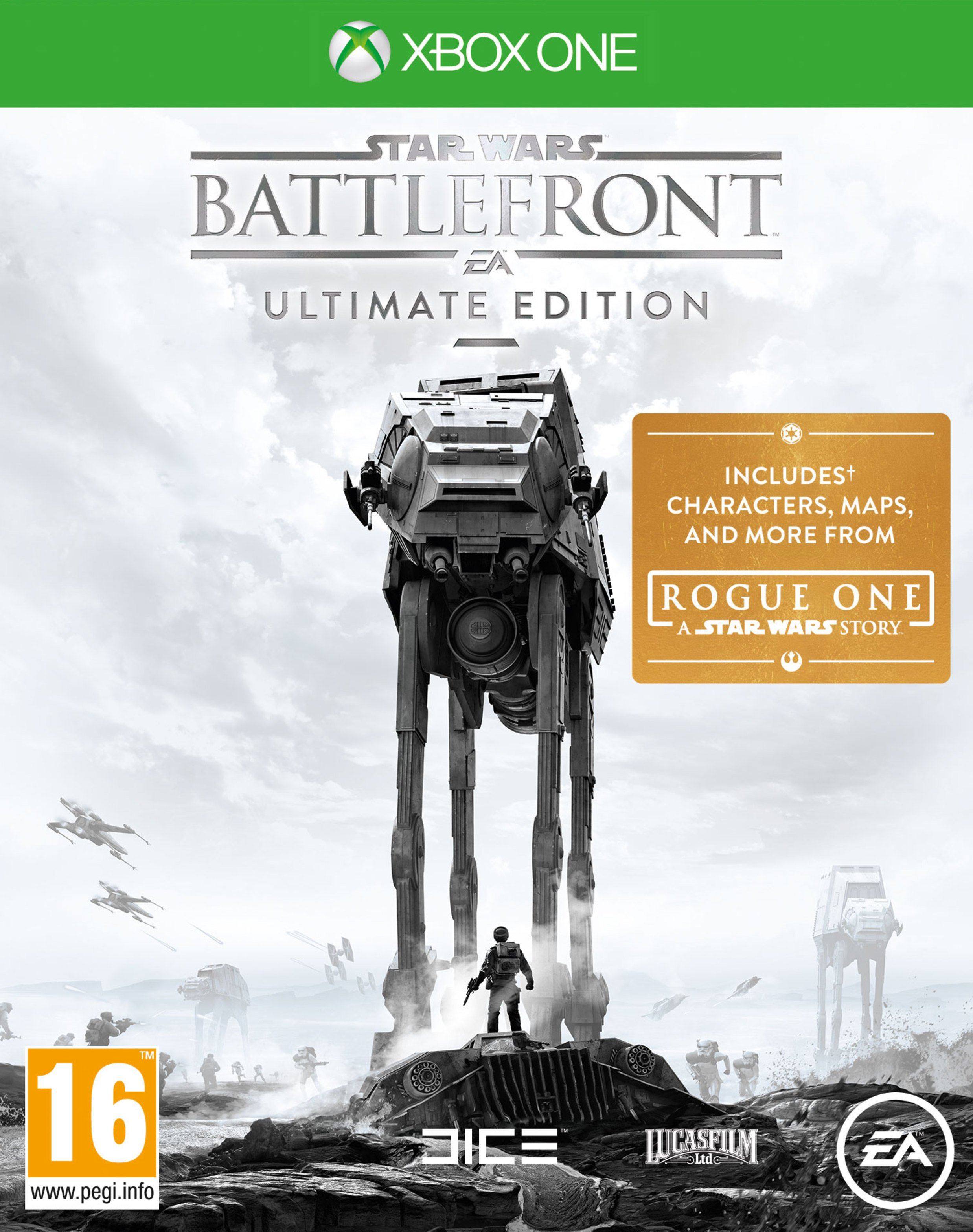 Star Wars: Battlefront (Ultimate Edition) (English in game) (FR)