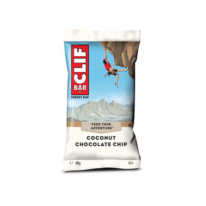 Clif bar Coconut Chocolate Chip, Energibar