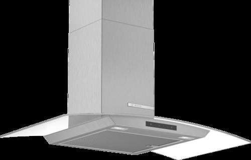 Bosch Dwa96dm50 Serie 4 Vägghängd Köksfläkt - Rostfritt Stål