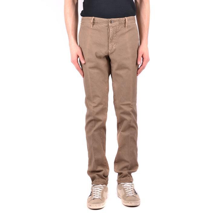Incotex Men's Trouser Brown 163125 - brown 34