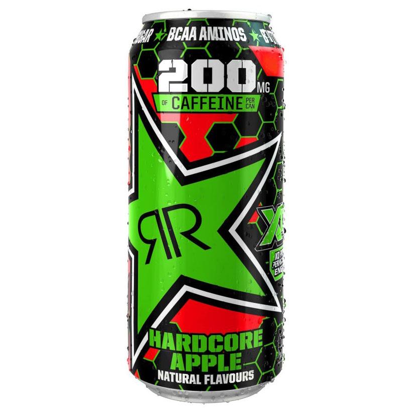 Rockstar Energy XD Power Hardcore Apple 500ml
