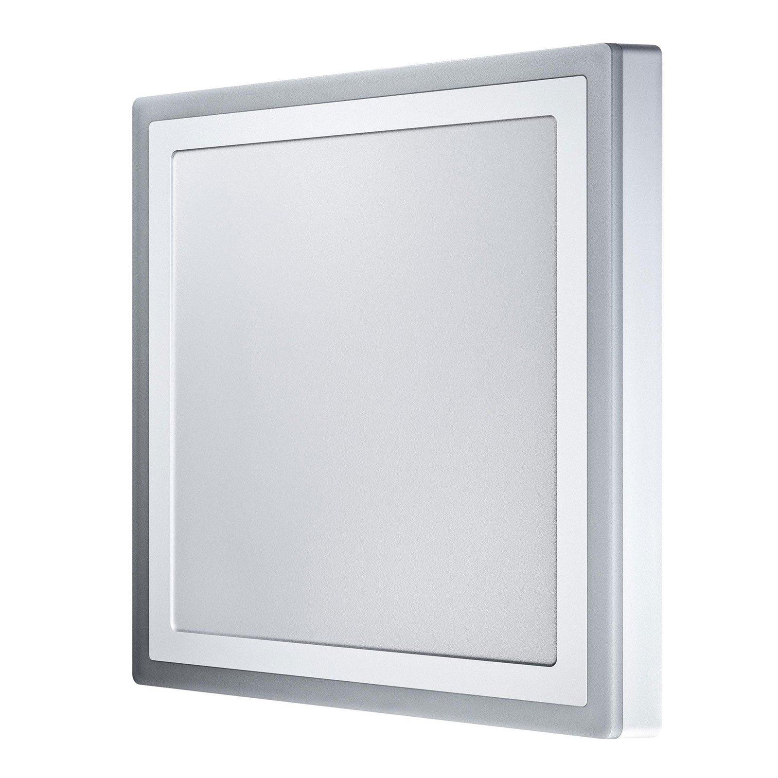 LEDVANCE LED Color+white square vegglampe 40cm