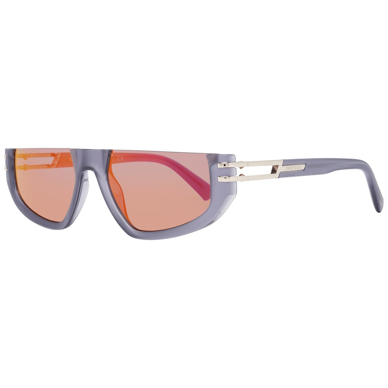 Diesel Men's Sunglasses Grey DL0315 6117U