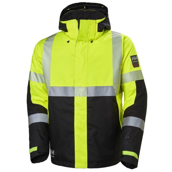 Helly Hansen Workwear ICU Jacka varsel, gul/svart S