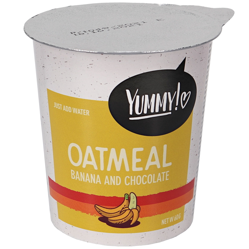 Oatmeal Banan & Choklad - 38% rabatt