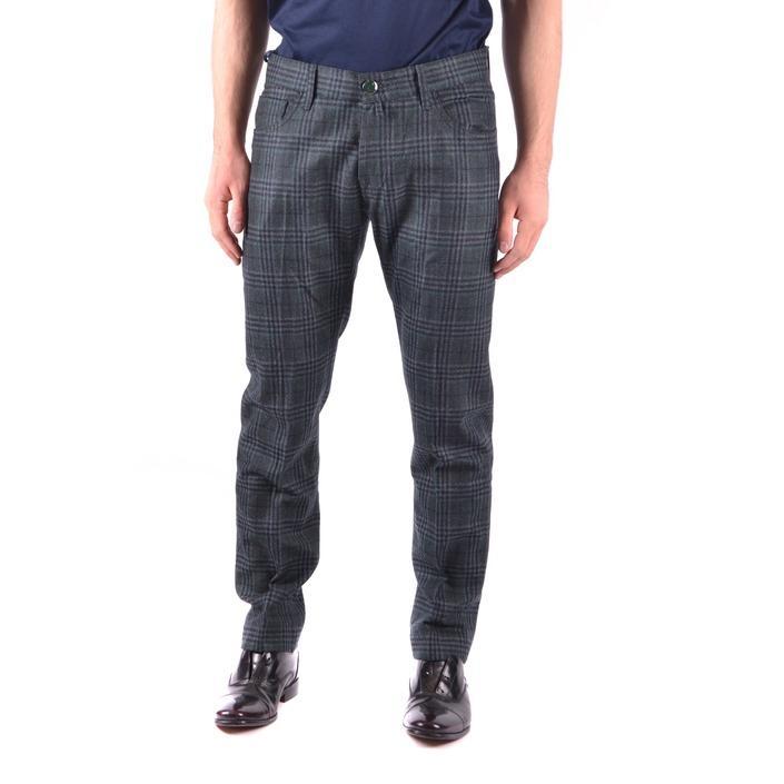 Jacob Cohen Men's Trouser Blue 162999 - blue 33