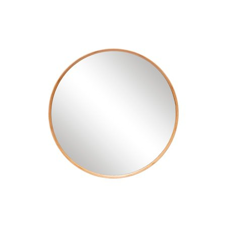 Speil ø80xh6 cm - Natur