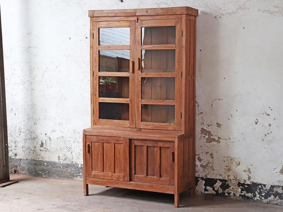 Vintage Storage Cabinet Extra Large