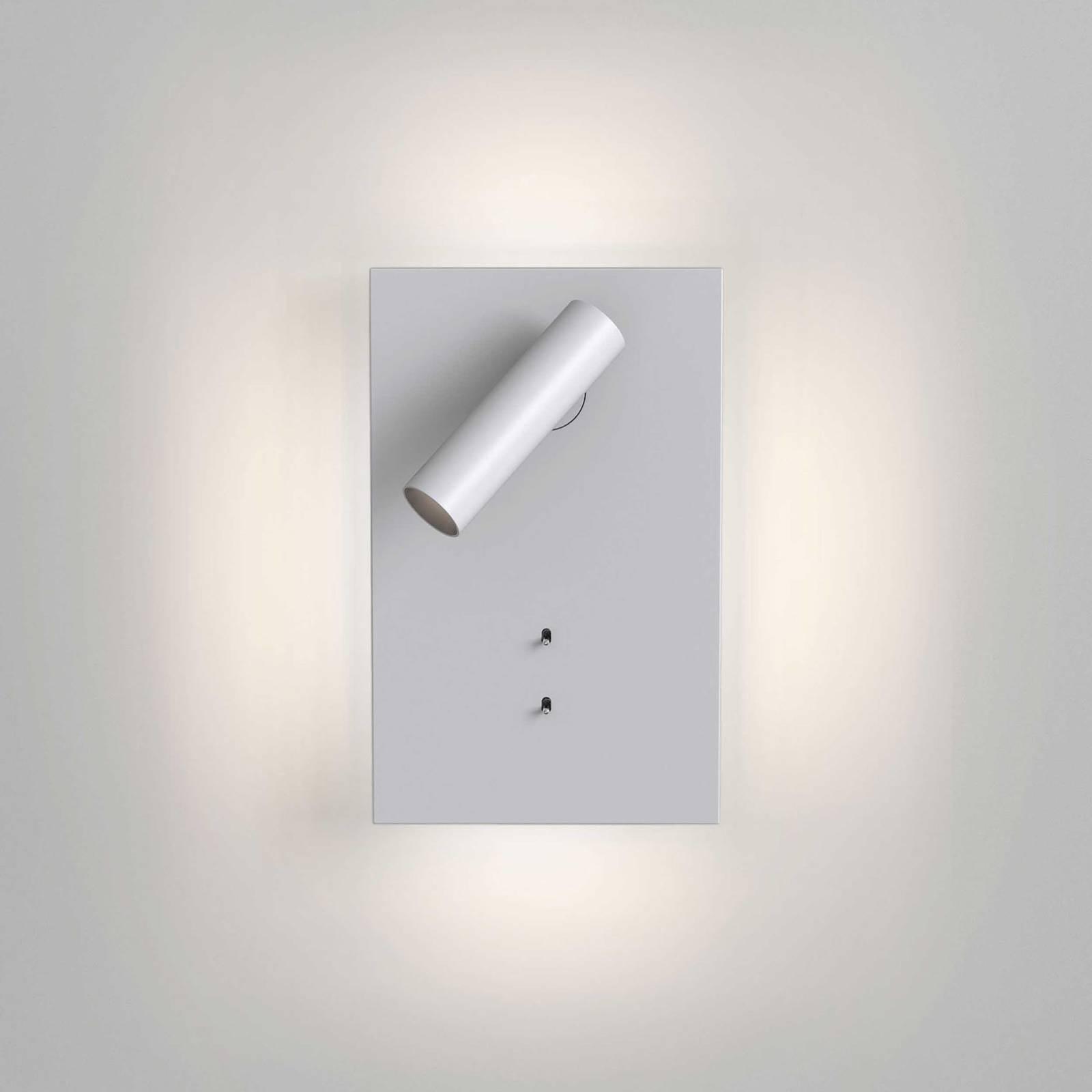 Astro Edge Reader MIni-LED-seinävalaisin valkoinen