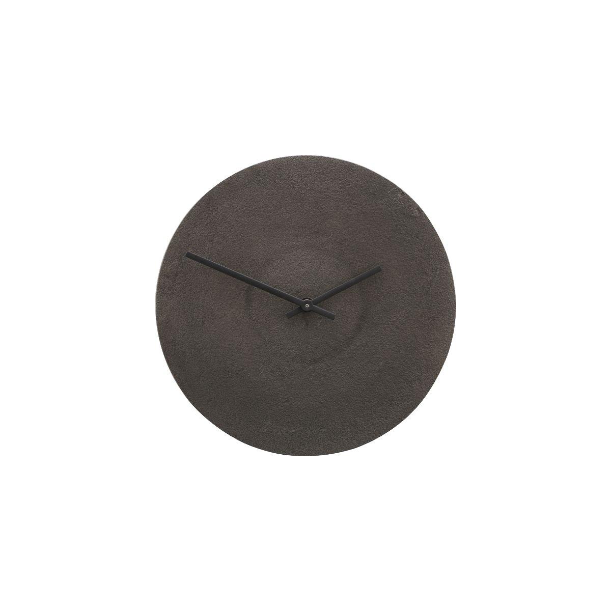 House Doctor - Thrissur Wall Clock Ø 30 cm - Antik Metallisk (206190100/206190100)