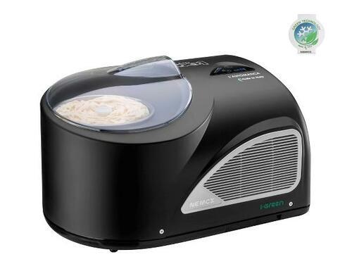 Nemox Nxt1 I-green L'automatica Mat Glassmaskin - Svart