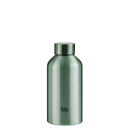 Raw To Go Flaske Aluminium Green 0,5 L