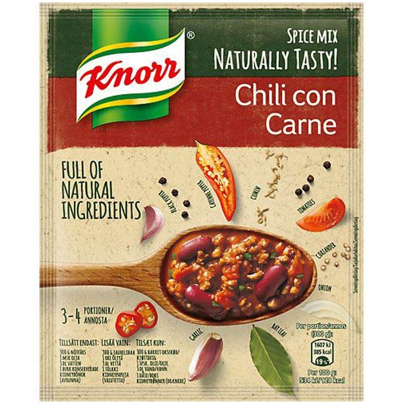 Ateria-aines Chili con Carne - 34% alennus