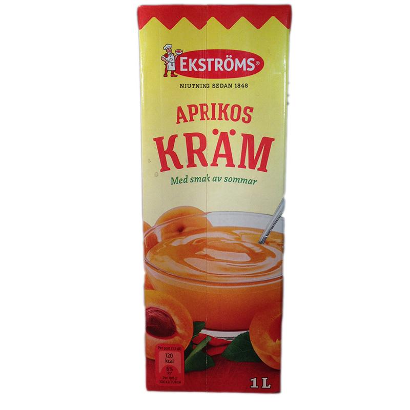 Aprikoskräm - 50% rabatt