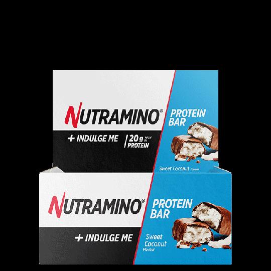 16 x Nutramino Coconut Proteinbar
