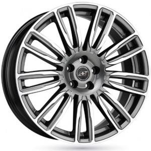 Infiny Individual Coventry Gunmetal Machined Face 8.5x19 5/120 ET45 B72.6