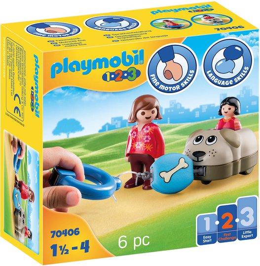 Playmobil 70406 Min Glidende Hund