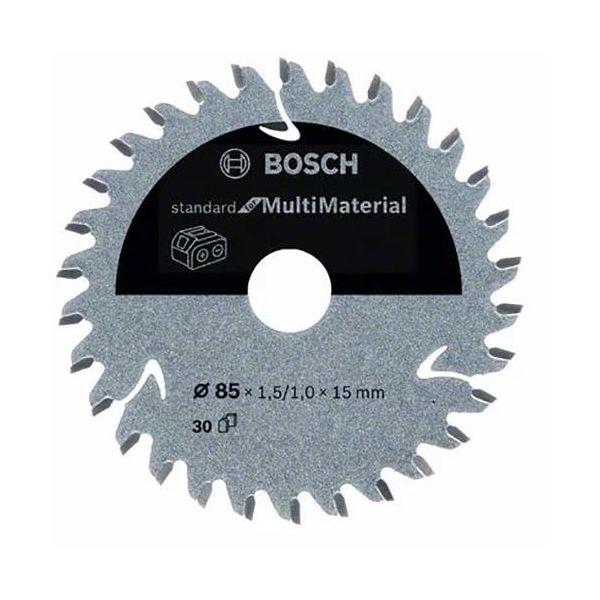 Bosch Standard for Multi Sagklinge 85 x 1,5 x 15 mm, 30T