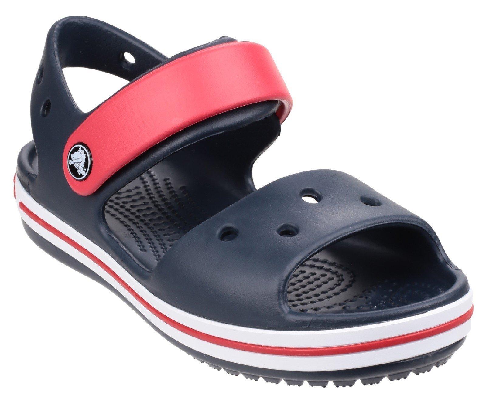 Crocs Kid's Sandal Various Colours 21077 - Navy/Red/White 5