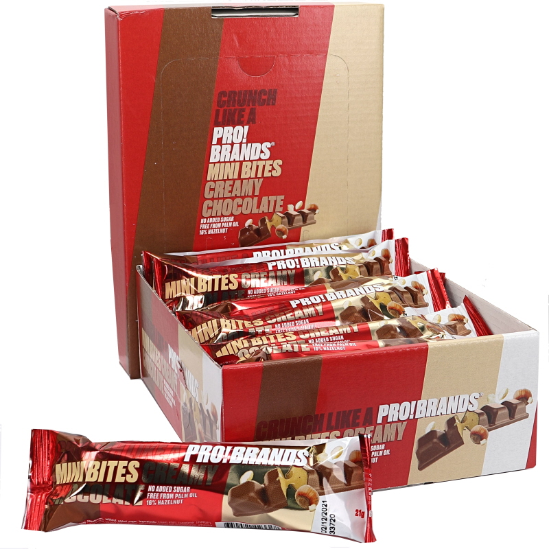 Pro Snack Bars 18-pack - 23% rabatt