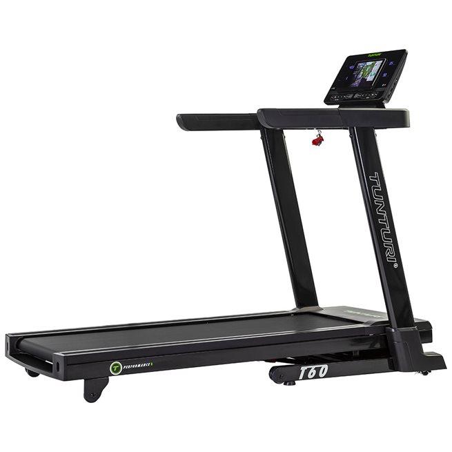 Tunturi Fitness T60 Treadmill Performance, Löpband