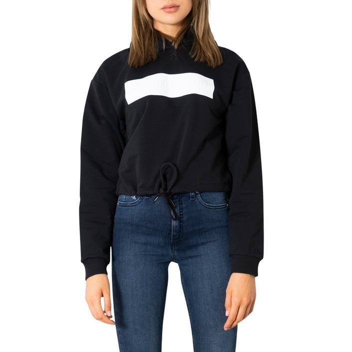 Calvin Klein Jeans Women Sweatshirt Various Colours 299494 - black XS