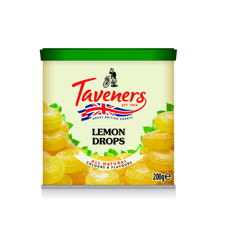Tavernes Sour Lemon 200g