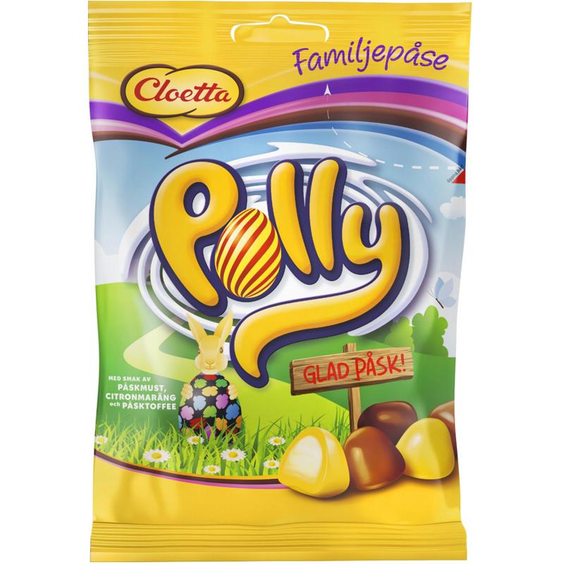 Makeispussi Polly Pääsiäinen - 60% alennus