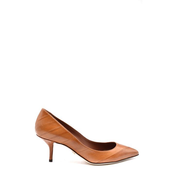 Dolce & Gabbana Women's Pumps Brown 234791 - brown 36.5