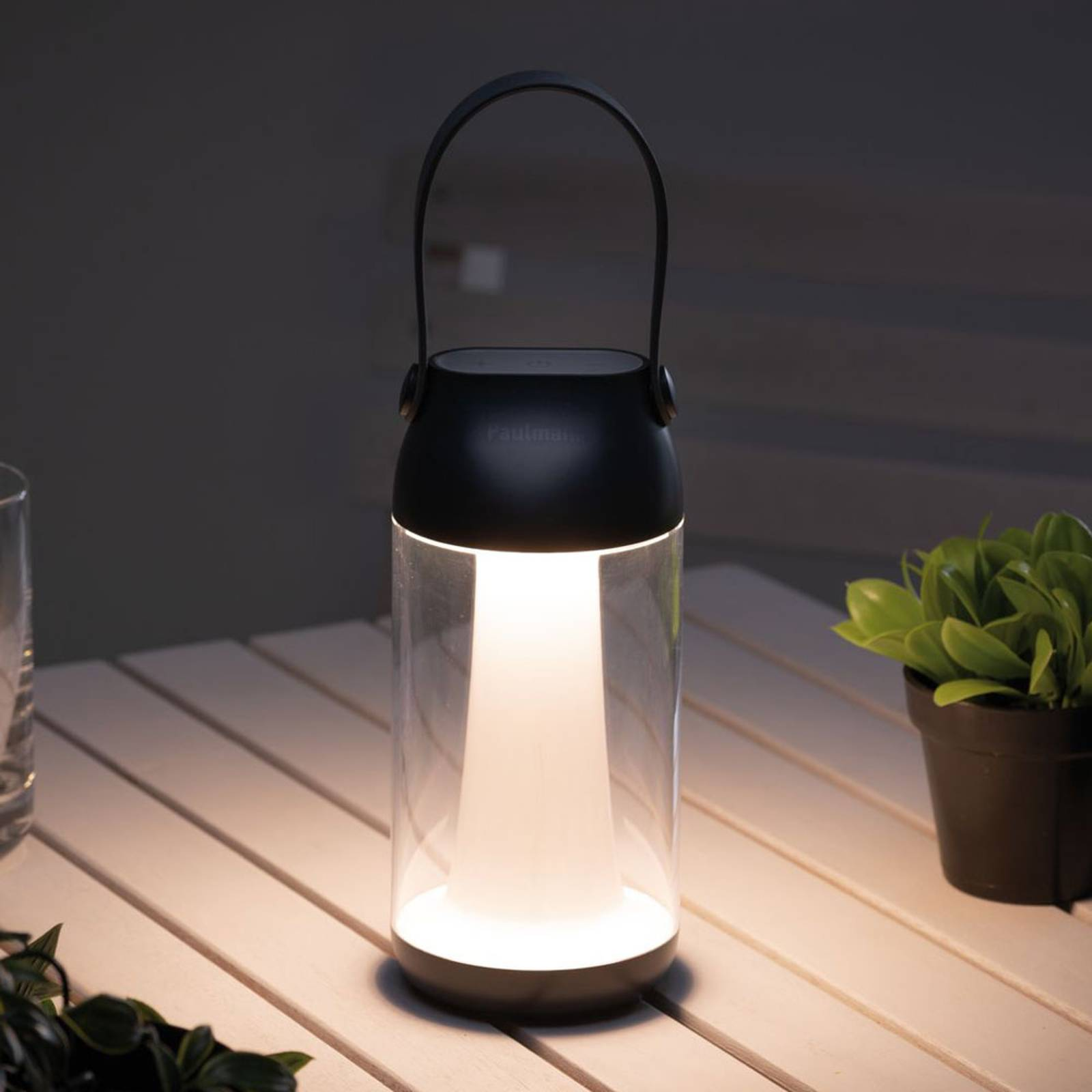Paulmann LED-Camping-valaisin Capulino