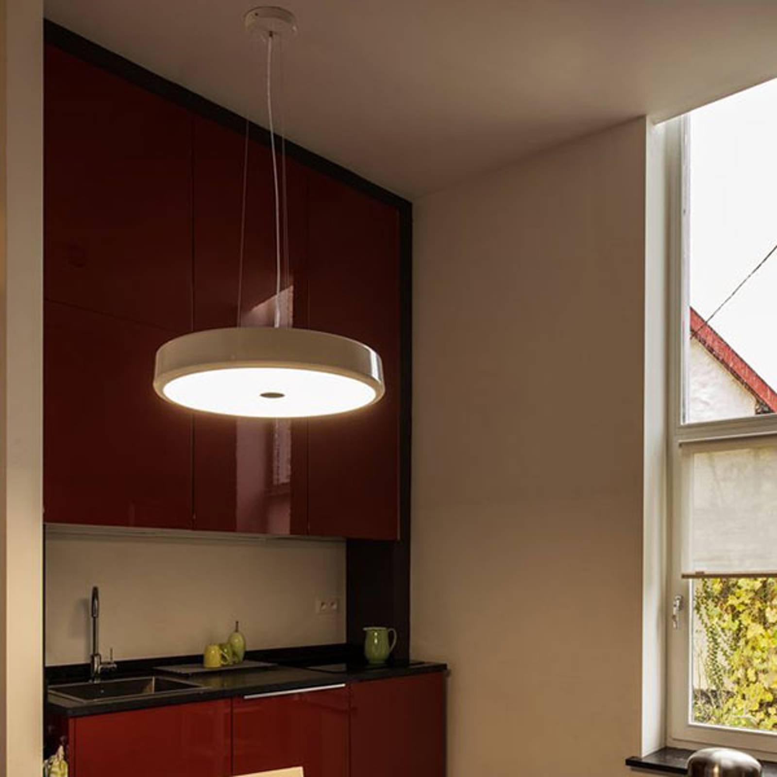 SLV Sphera LED-hengelampe, dimbar, Ø 45 cm