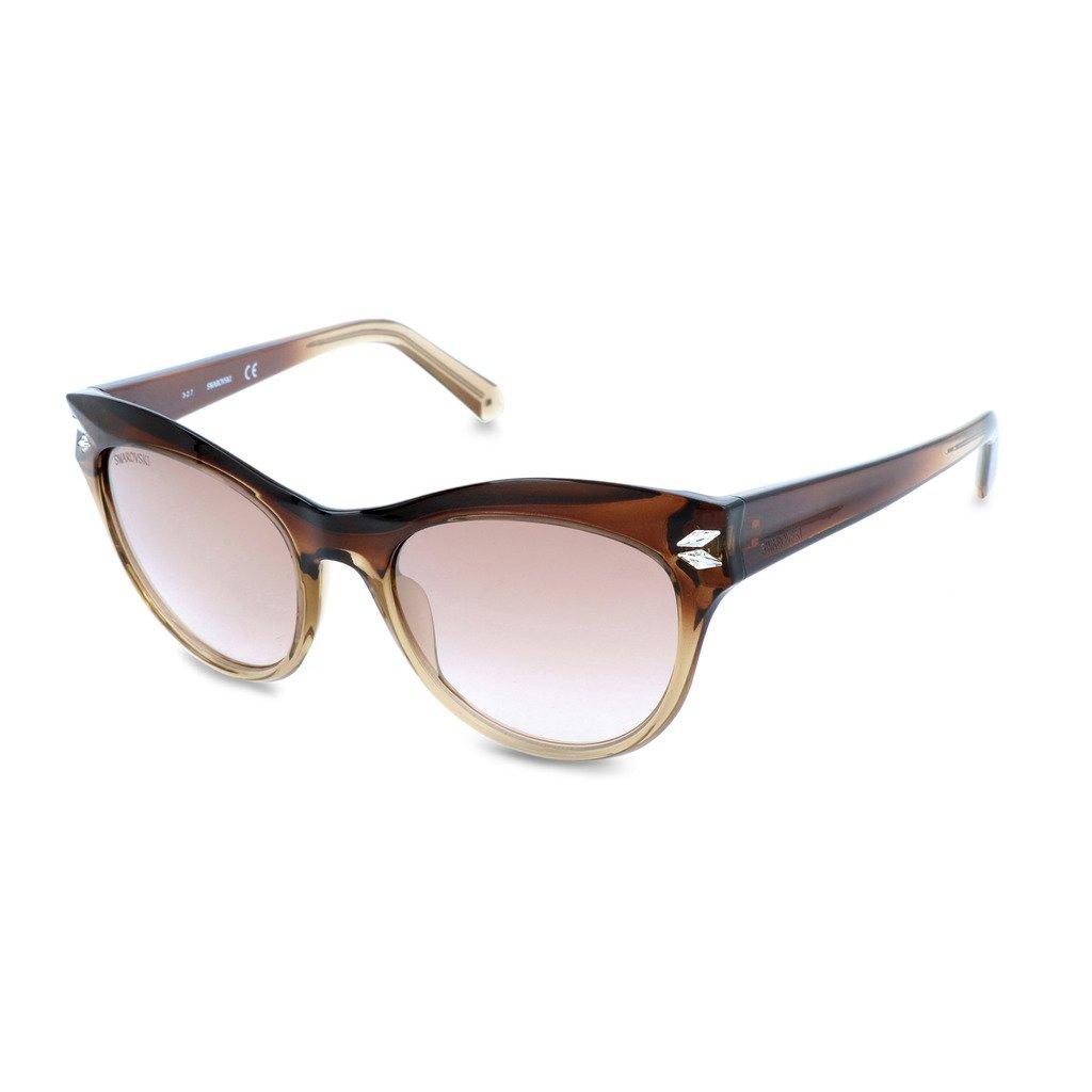 Swarovski Women's Sunglasses Brown SK0171 - brown NOSIZE