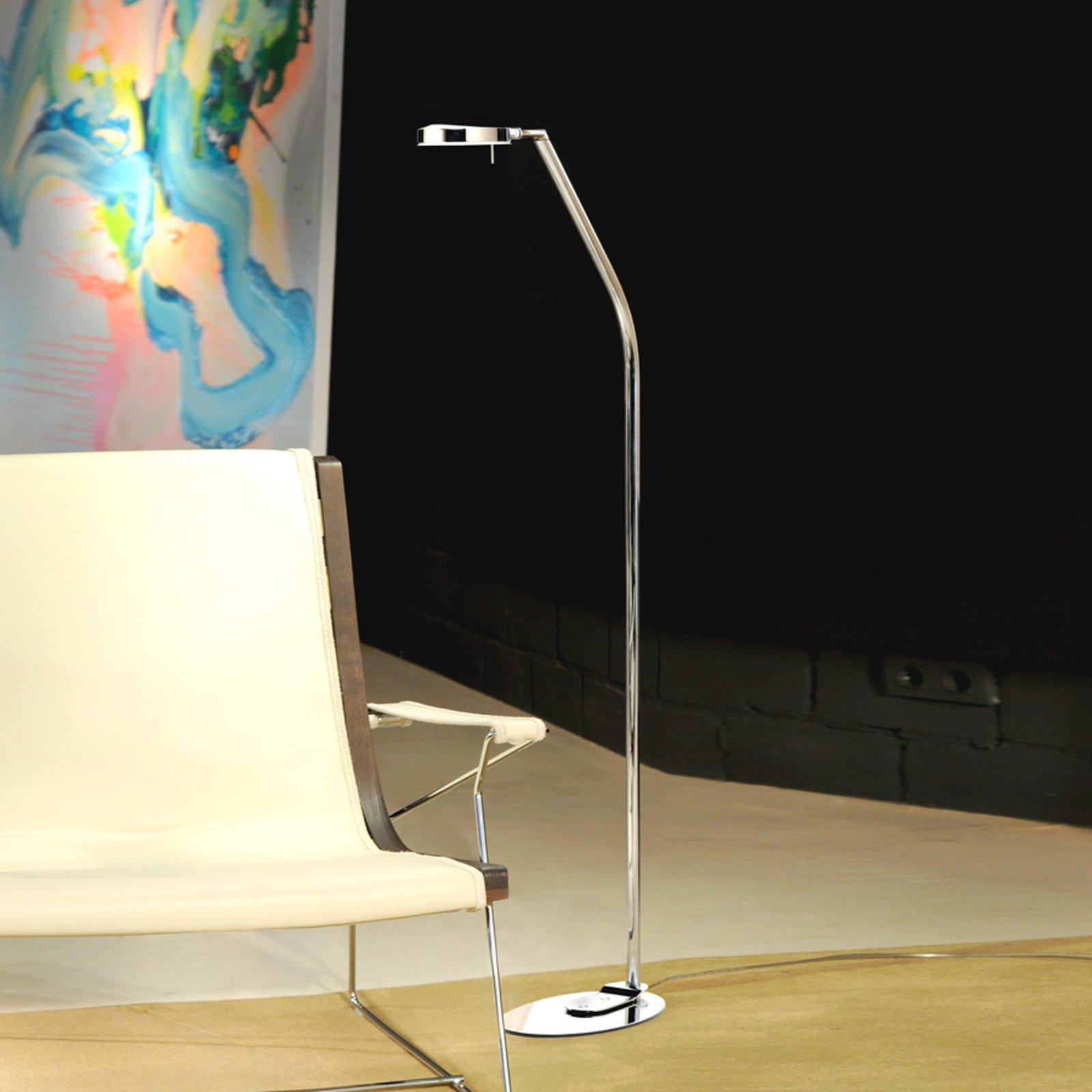 Moderne 3-LED gulvlampe 1 lys 124,3 cm