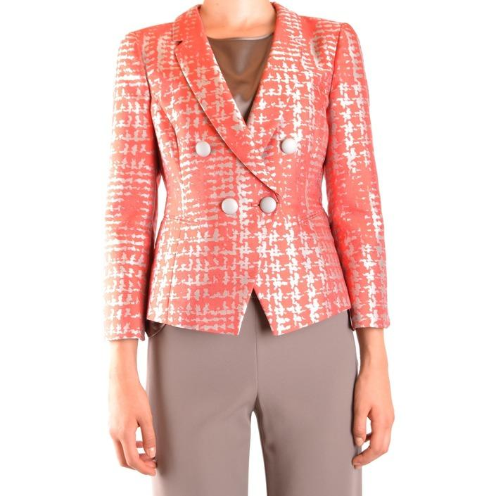 Armani Collezioni Women's Blazer Coral 164028 - coral 46