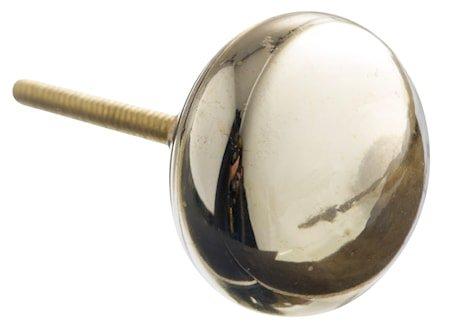 Dørhåndtak Ø 4 cm - Gull