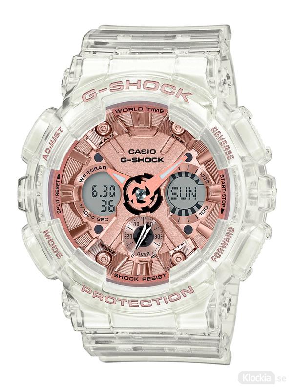 Damklocka CASIO G-Shock Basic GMA-S120SR-7AER