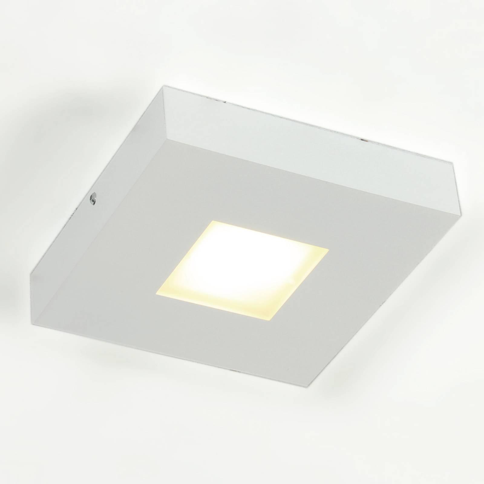 LED-taklampe Cubus i høy kvalitet, hvit