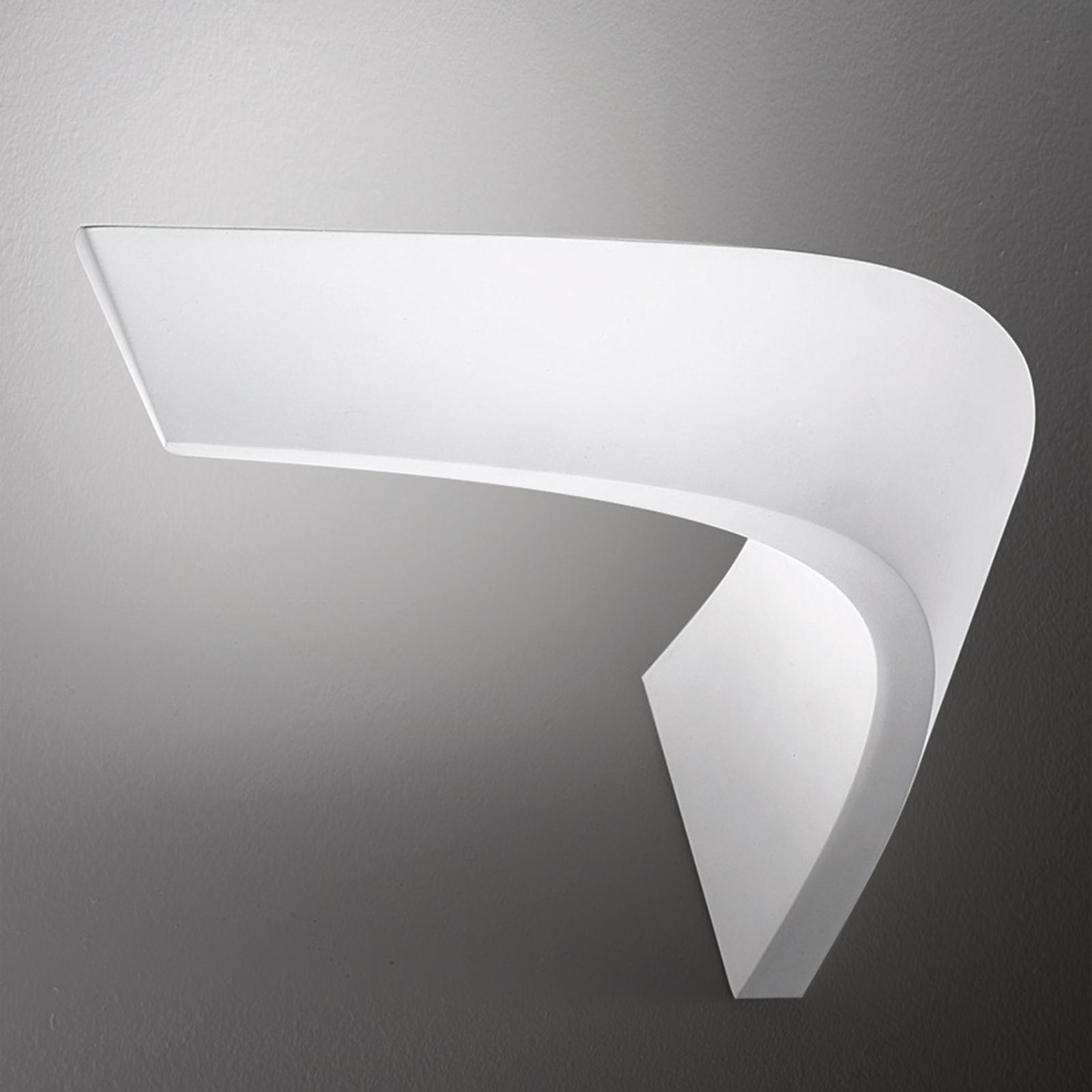 ICONE Bommerang -LED-seinävalaisin, 23 W valkoinen