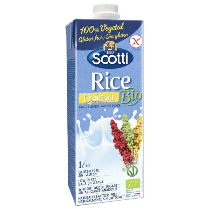 Luomu Riisi & Kvinoajuoma - 20% alennus