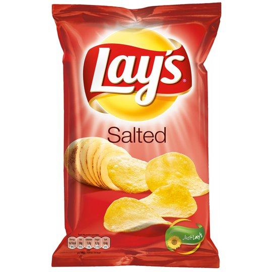 Chips Saltade - 22% rabatt