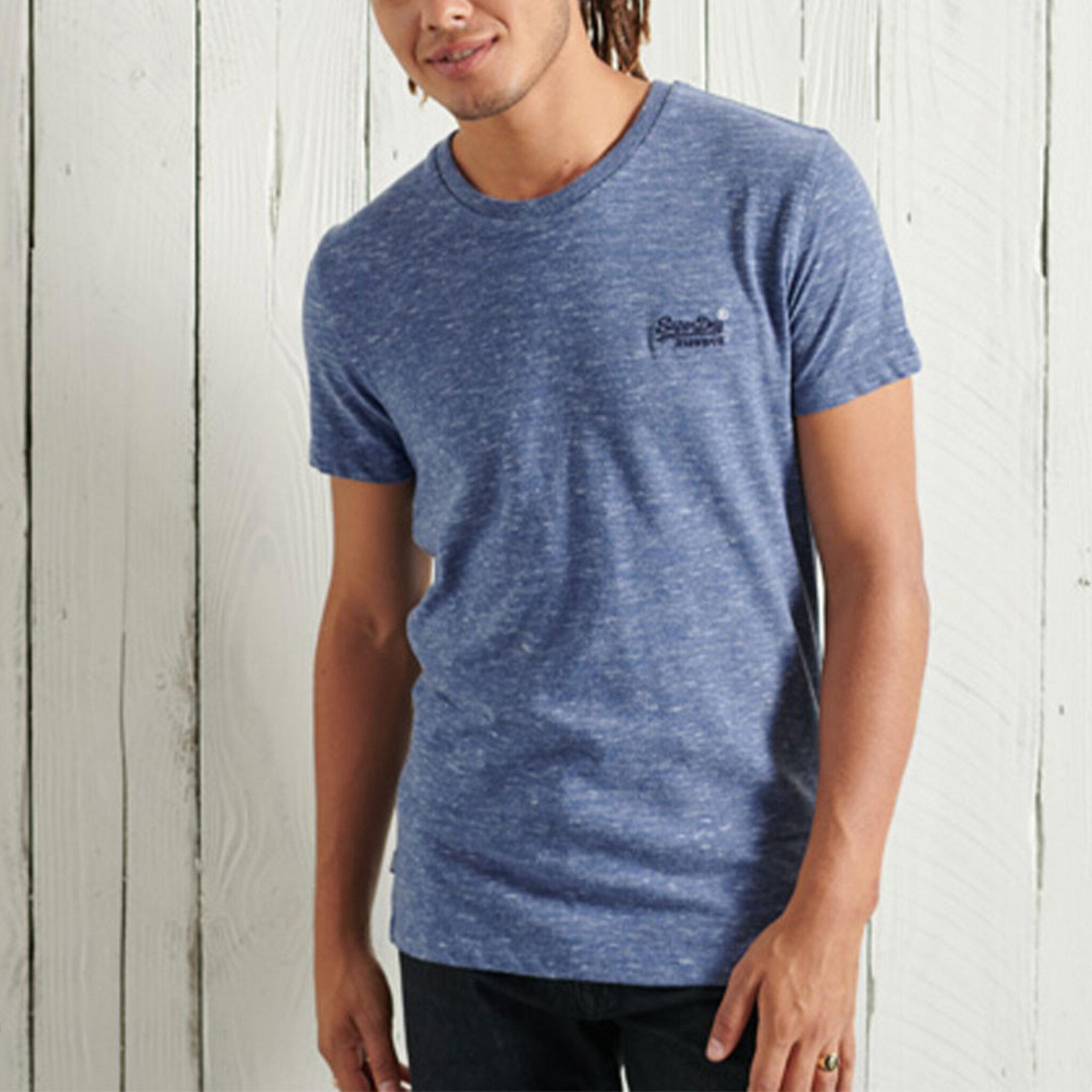 Ol Vintage Emb Tee T-Shirt