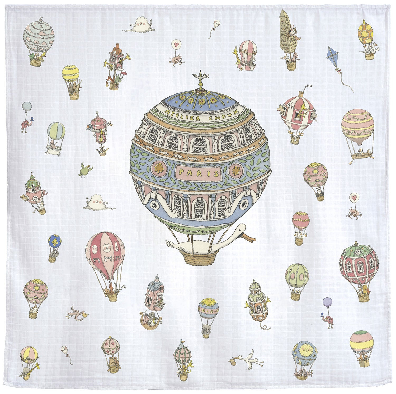 Atelier Choux Viltti, Hot Air Balloons