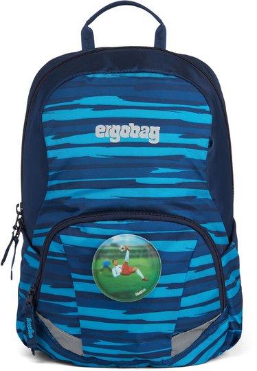 Ergobag Ease Striker Ryggsekk 10L, Blue Check