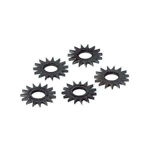 Flex 256587/256589 Hardmetallfreser Spiss 256589