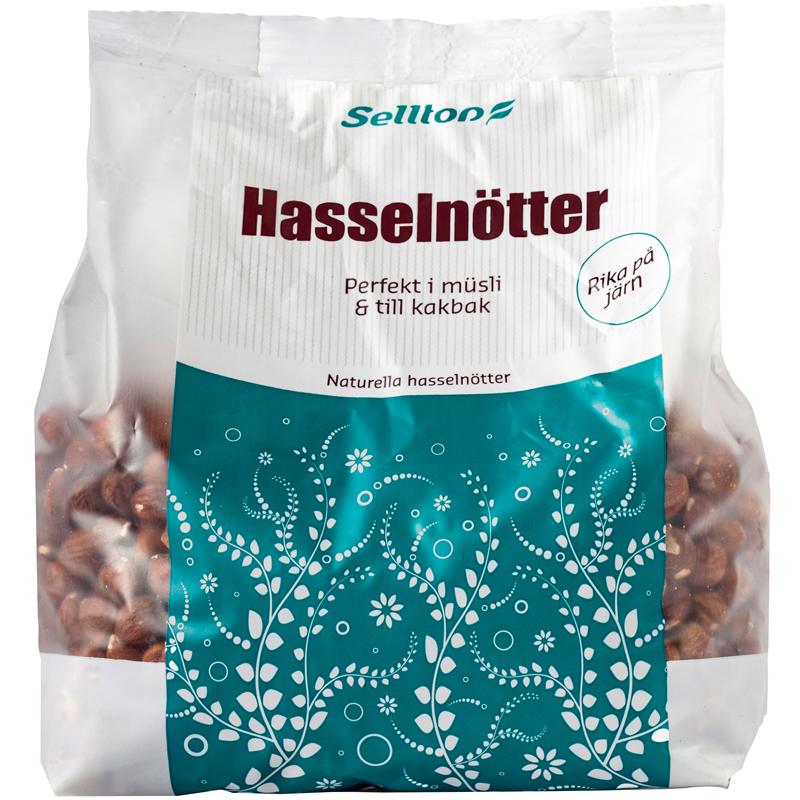Hasselnötter 1kg - 59% rabatt