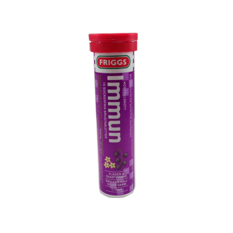Immun brustabletter - 75% rabatt
