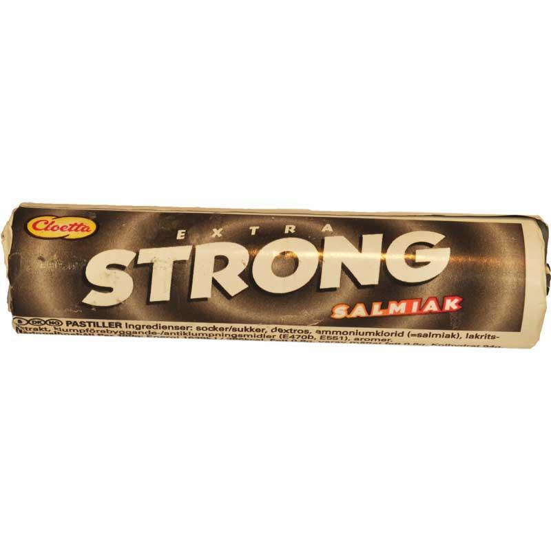 Extra Strong Salmiak - 57% rabatt