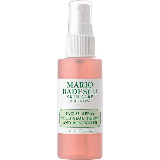Mario Badescu Facial Spray with Aloe, Herbs & Rosewater, 59 ml Mario Badescu Kasvovedet