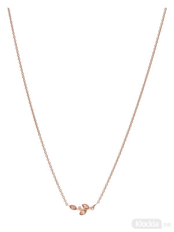 FOSSIL Halsband Vintage Glitz – Rosé JF03700791 - Damsmycke