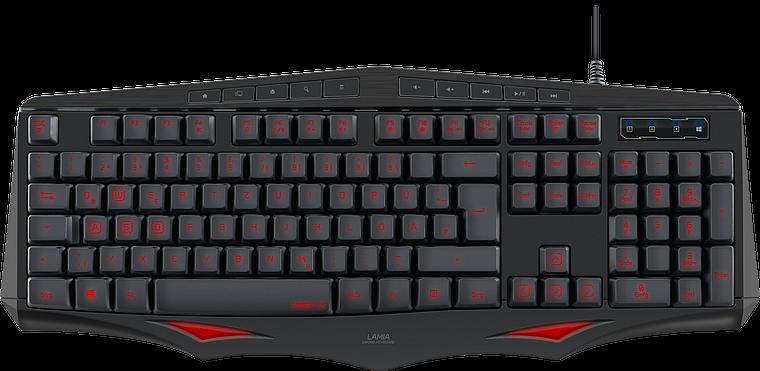Speedlink - LAMIA Gaming Keyboard